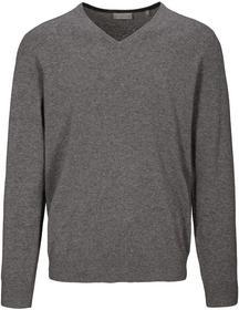 (S)NOS V-Pullover uni - 815/GREY