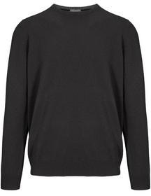 (S)NOS Rdh Pullover uni - 805/ANTHRA