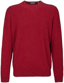 (S)NOS Rdh Pullover uni - 440/RED