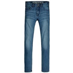 Kn.-Jeans, Skinny, BLUE DENIM