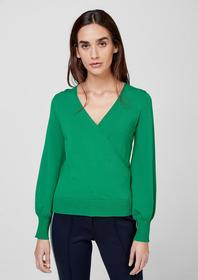 Wickel-Pullover