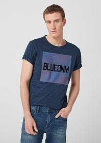 T-SHIRT KURZARM - 5798/midnight