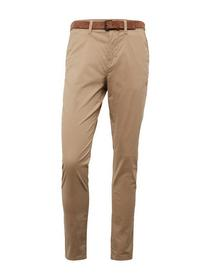 Slim Chino with belt