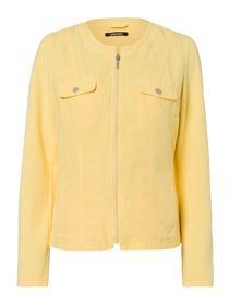 Jersey Jacket Long Sleeves