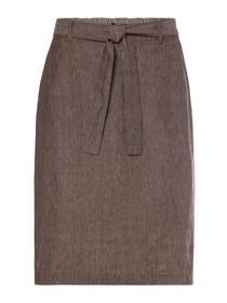 Skirt Woven Business Short