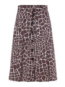 Skirt Woven Casual Long