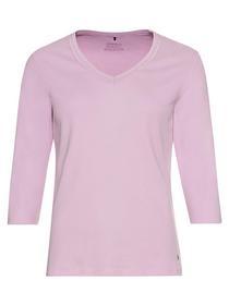 T-Shirt Long Sleeves - 20053/Mauve