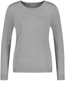 Pullover aus feinem Garngemisch