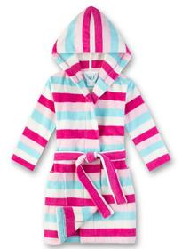Bathrobe stripe