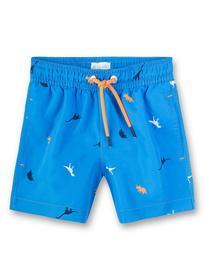 Swim trunks woven