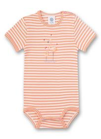Body 1/2 w. stripe - 2427/peachy
