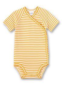 Wrapover body 1/2 stripe - 2475/yellow