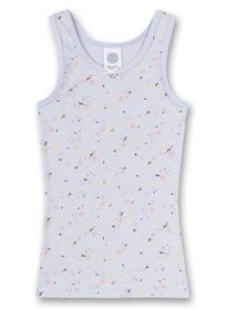 Shirt w/o sleeves,allover
