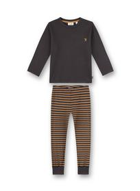 Pyjama long - 22031/cinnamon
