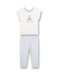 Pyjama short w. Print