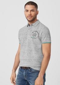 POLOSHIRT - 9103/harbour grey