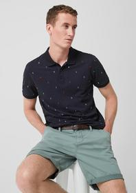 POLOSHIRT, night blue