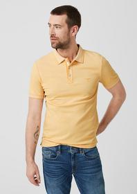 Melange-Poloshirt