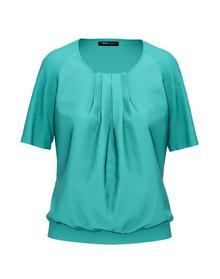 Blusenshirt Nizza mit leicht fallender Faltenpartie
