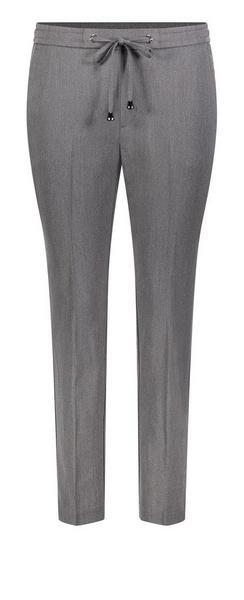MAC JEANS - EASY fit clean, Light wool look