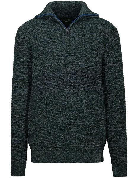 Troyer Pullover uni-XXL