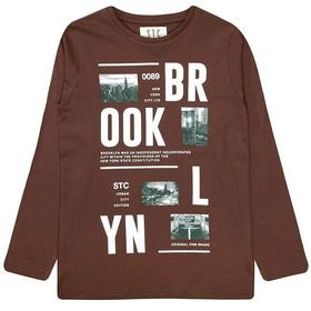 Kn.-Shirt, DUSTY RED