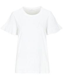 Staccato T-Shirt mit gerafften Ärmeln