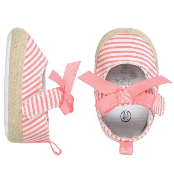 Staccato Baby Schuhe mit Streifen