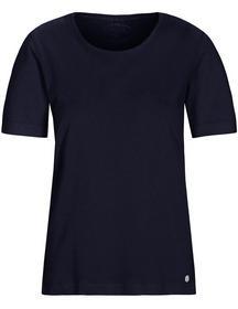(S)NOS Rdh.-Shirt,1/2 Arm, uni - 600/600 MARINE