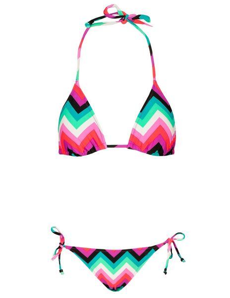 Basefield Triangle Bikini