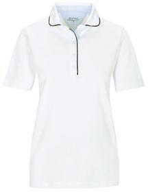 (S)NOS Poloshirt uni - 103/103 WHITE