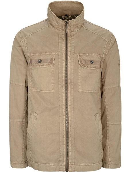 Jacket (Garment Dyed)-56
