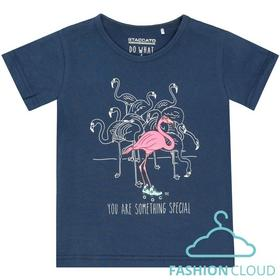 Staccato T-Shirt Flamingos