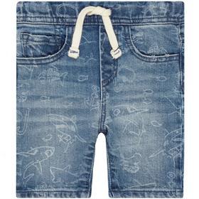 Kn.Sweat-Jeans-Bermudas