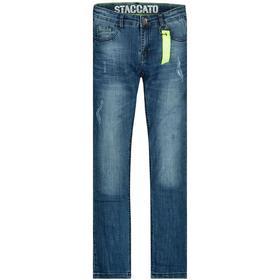 Kn.-Jeans, MID BLUE DENIM