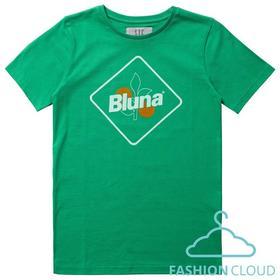 Staccato T-Shirt Bluna