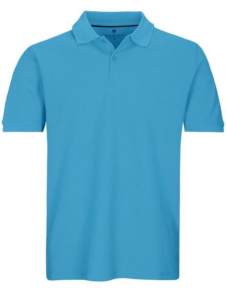 Basefield Polo Shirt mit Logo-Stickerei