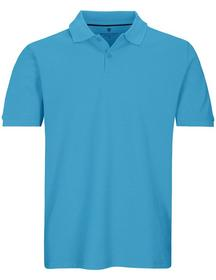 Basefield Polo Shirt mit Logo-Stickerei