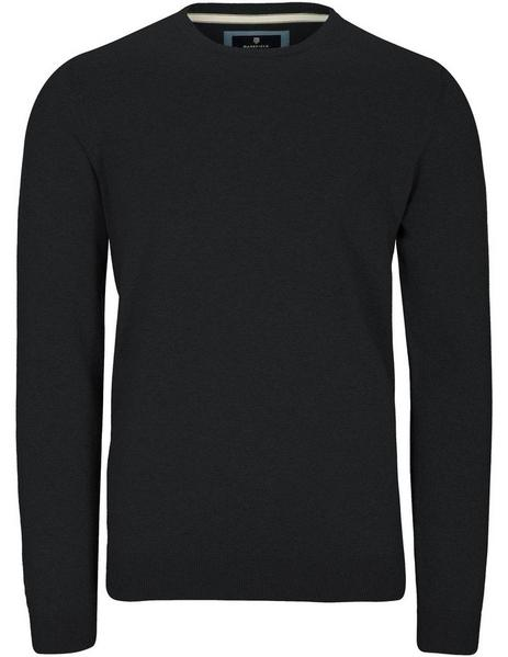 Staccato Rundhals Pullover Cotton-Stretch