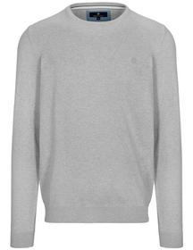 Staccato BASEFIELD Rundhals Pullover Cotton-Stretch