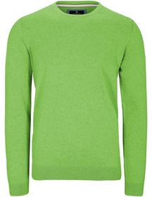 Staccato Rundhals Pullover Cotton-Stretch