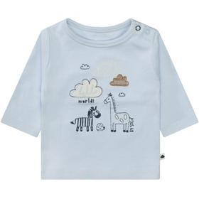 Staccato Shirt Tiere und Wolken Organic Cotton