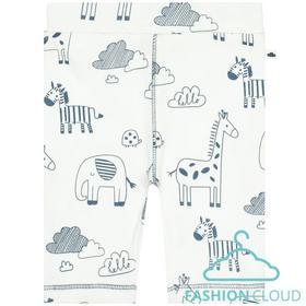 Staccato Leggings mit Streifen Organic Cotton