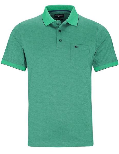 (S)NOS 3-Knopf Polo Shirt-M