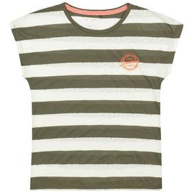 Staccato T-Shirt mit Block-Streifen