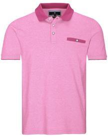 Polo Shirt 1/2, VIOLET MEL.