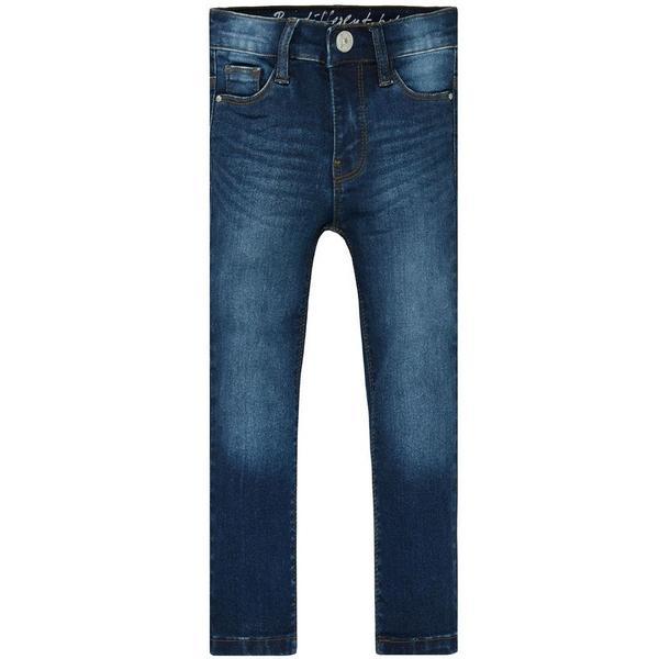 Md.-Jeans, Skinny - 652/MID BLUE DENIM