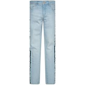 Jeans, skinny slim, LIGHT BLUE DENIM