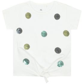 Staccato T-Shirt mit Pailletten