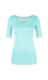 T-Shirt, light aqua